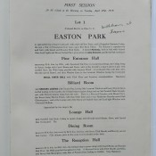 Lot 1, Easton Park, description