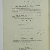 Lot 113, three dwelling houses & Lot 114, allotments, Charsf