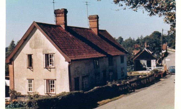 Off & Middle Stump & Meadow View in 1966